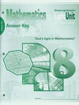 Math 8 ak