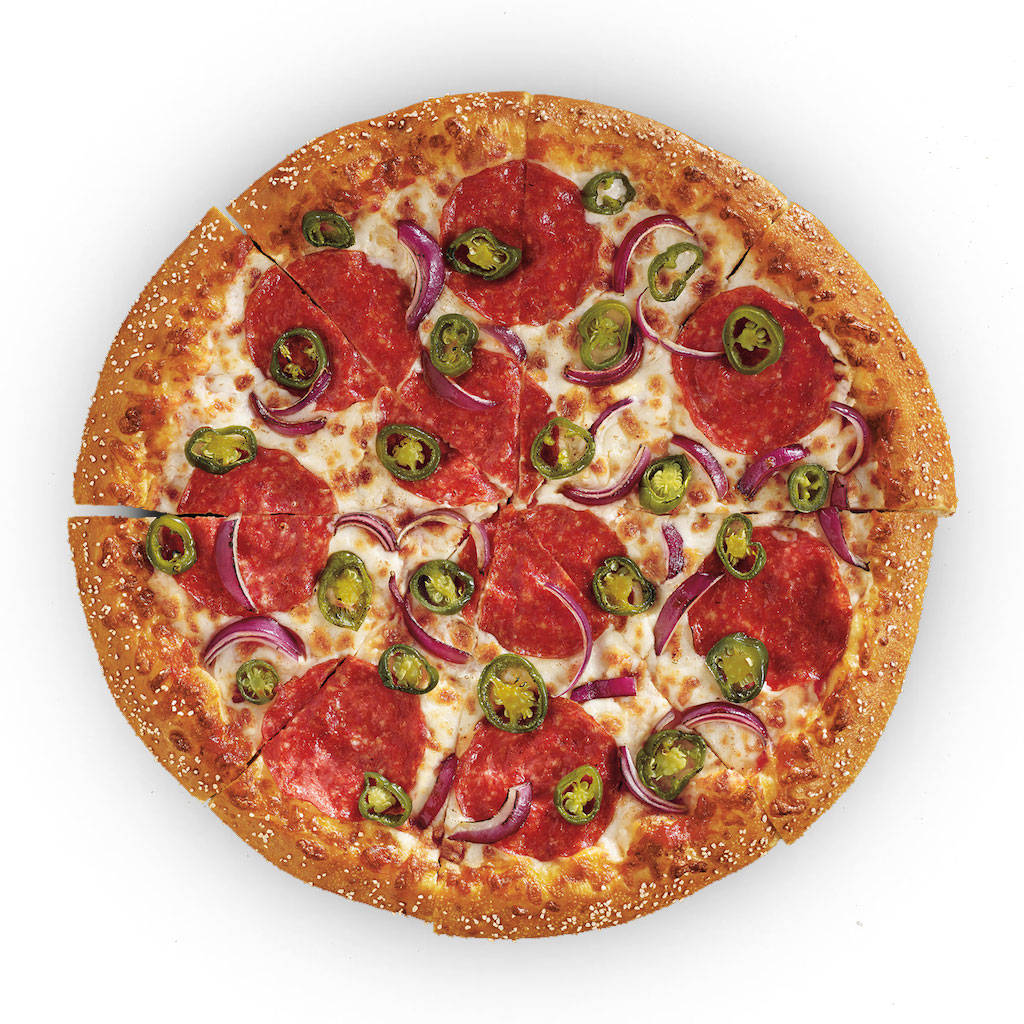 Spicy Italio Pizza