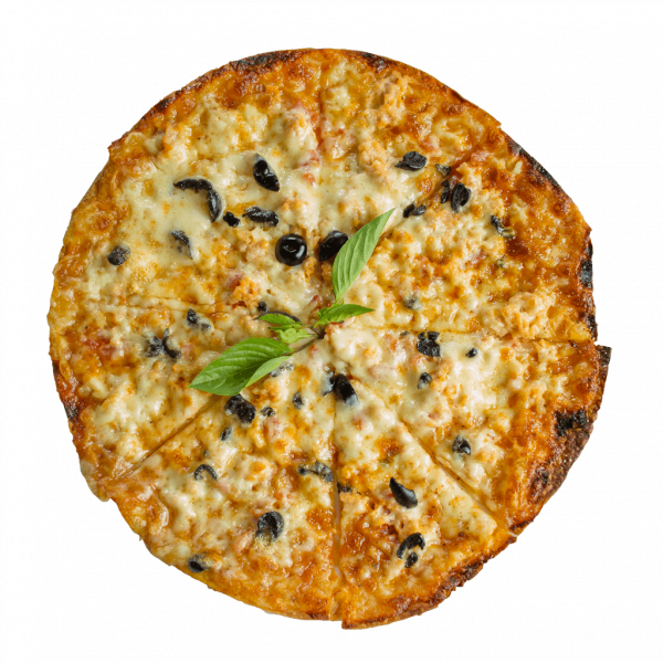 White Cheese Pizza