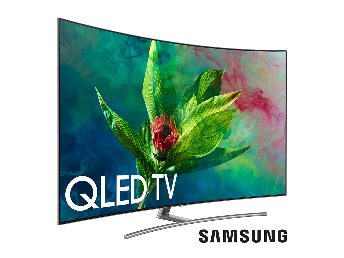 Samsung Q7CN QLED Curved Smart 4K UHD TV 55″