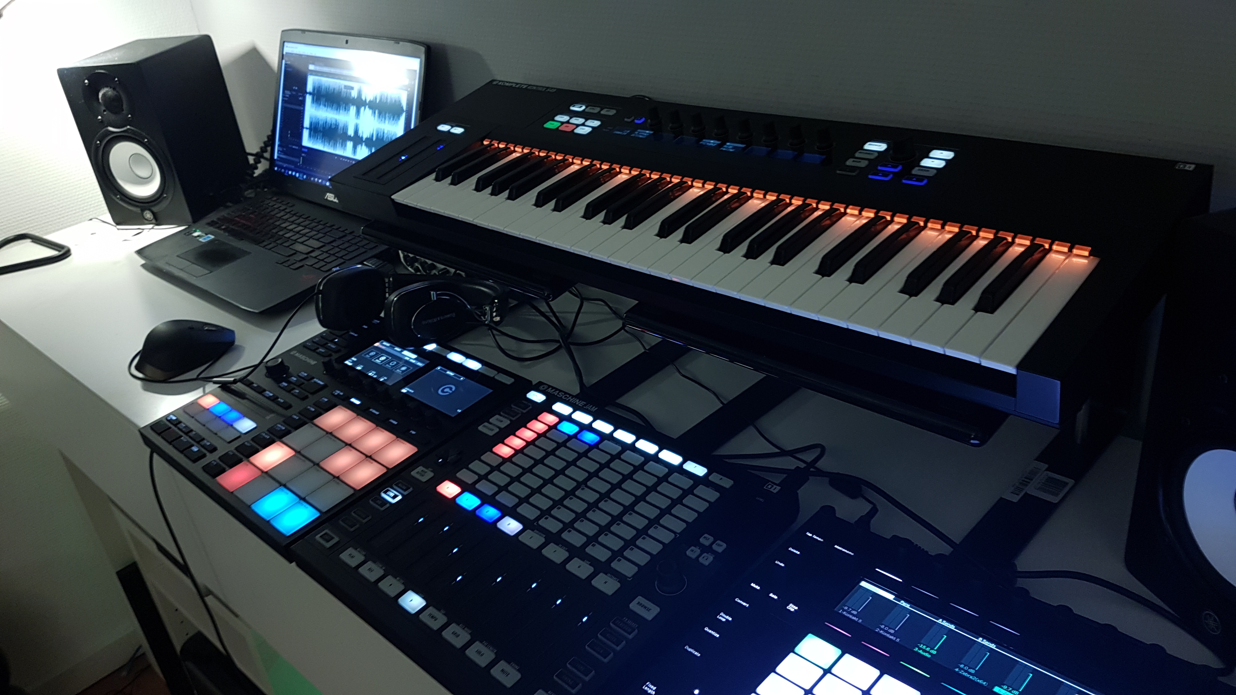 Show your setup! | metapop