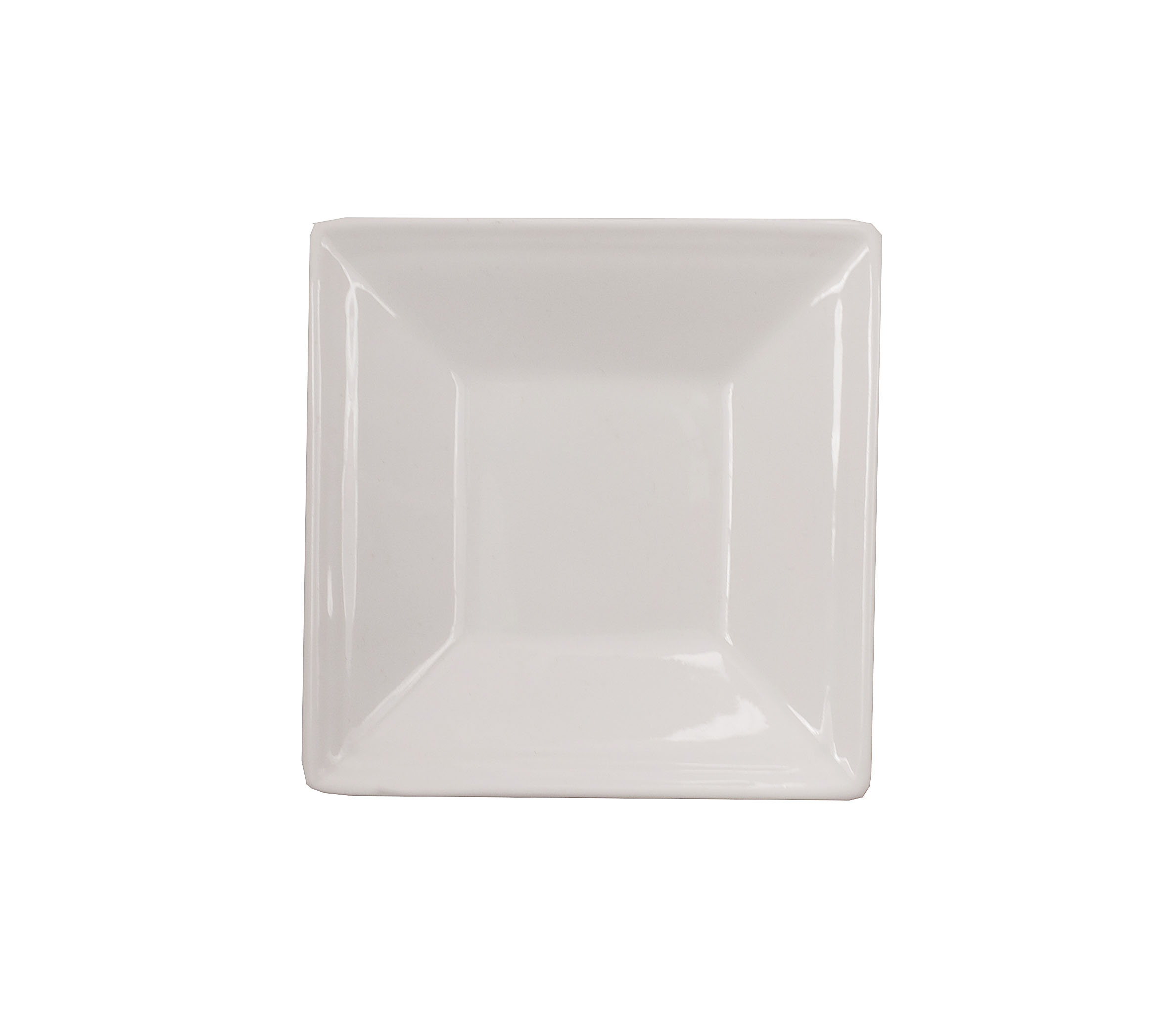 4 Small square white ceramic plates with sloped edges 4 - PRICED EACH) 4 Small square white ceramic plates with sloped edges 4 - PRICED EACH) BIN277 ...  sc 1 st  newel props & 4 Small square white ceramic plates with sloped edges 4 - PRICED EACH)