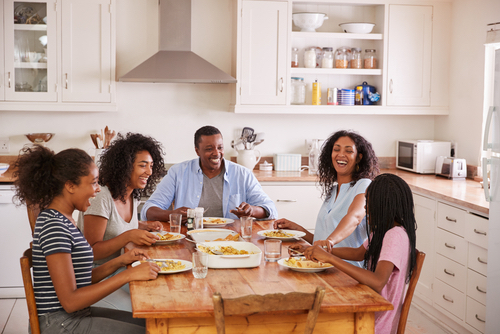 Title  african-american-family