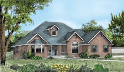 Ranch Style Floor Plans 1-135