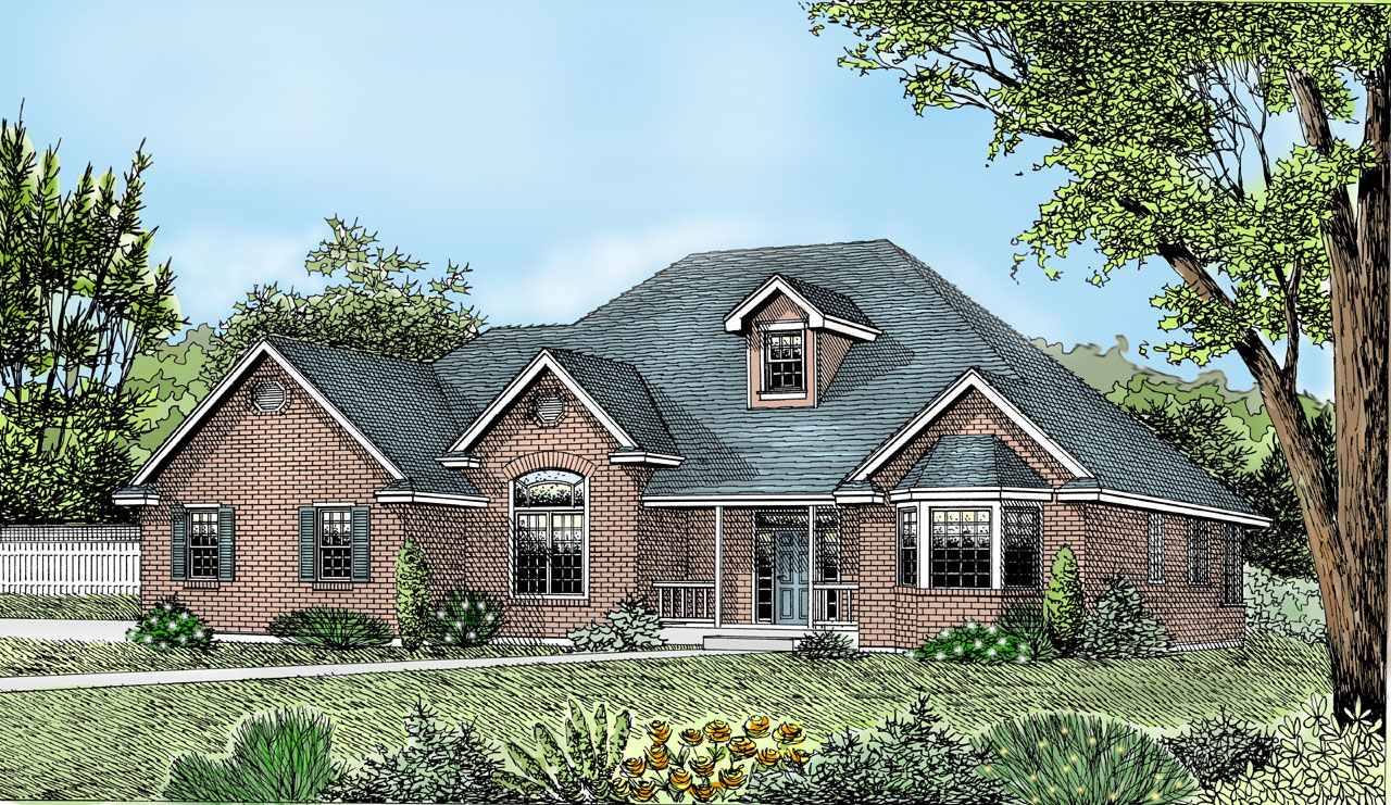 Style House Plans 1-148