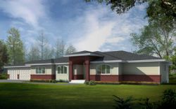 Traditional Style Floor Plans Plan: 1-168