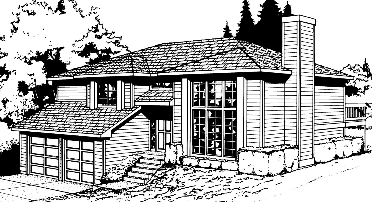 Traditional Style Floor Plans Plan: 1-188