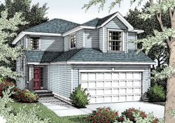 Traditional Style House Plans 1-259