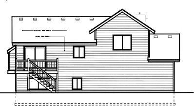 Rear Elevations Plan:1-288