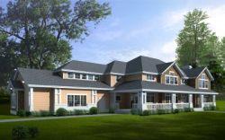 Craftsman Style Floor Plans Plan: 1-319
