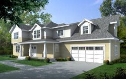 Bungalow Style House Plans 1-327