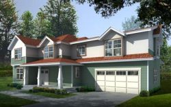 Bungalow Style House Plans 1-328
