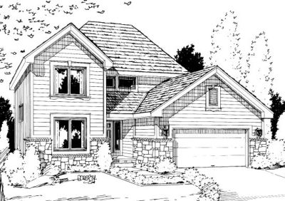 Traditional Style Floor Plans Plan: 10-1004