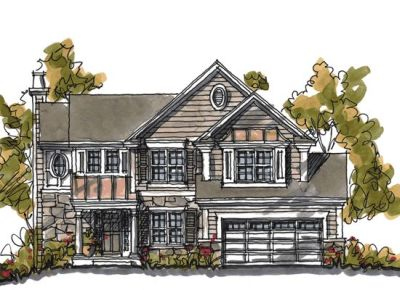 Traditional Style House Plans Plan: 10-1054