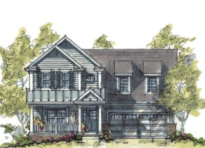 Country Style House Plans Plan: 10-1081