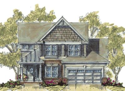 Traditional Style House Plans Plan: 10-1087