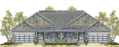 Traditional Style House Plans 10-1090