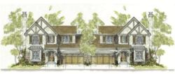 English-Country Style Floor Plans Plan: 10-1094