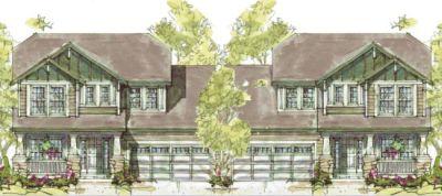 Craftsman Style House Plans Plan: 10-1098