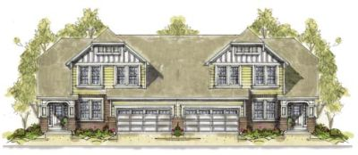 Traditional Style Home Design Plan: 10-1104