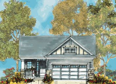 Craftsman Style House Plans Plan: 10-1110