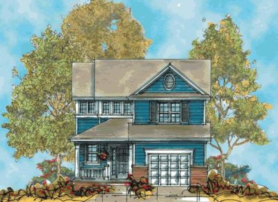 Traditional Style Floor Plans Plan: 10-1111