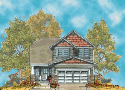 Craftsman Style House Plans Plan: 10-1117