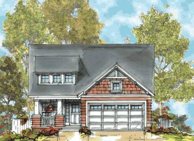 Craftsman Style House Plans Plan: 10-1118