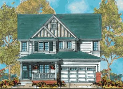 Traditional Style Floor Plans Plan: 10-1122