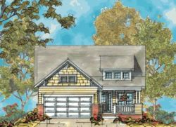 Craftsman Style House Plans Plan: 10-1125