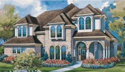 European Style Floor Plans Plan: 10-1146
