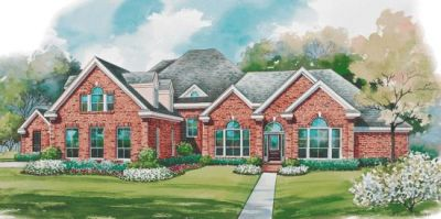 Traditional Style Home Design Plan: 10-1169