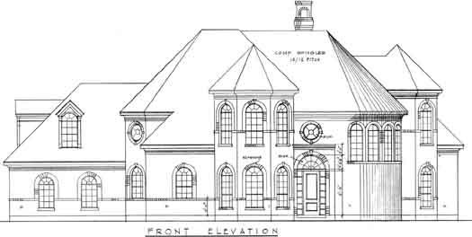 European Style House Plans