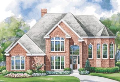 Traditional Style House Plans Plan: 10-1189