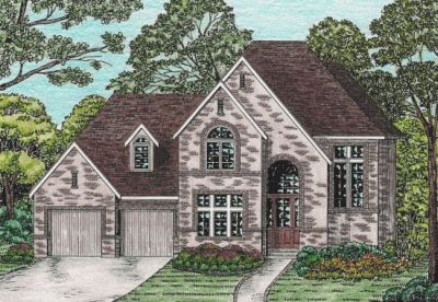European Style Floor Plans Plan: 10-1208
