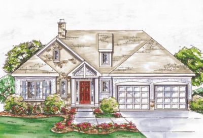 Traditional Style Floor Plans 10-1261
