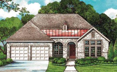 European Style House Plans Plan: 10-1265