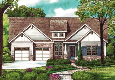 Craftsman Style House Plans Plan: 10-1266