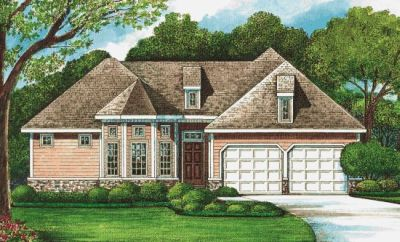 Traditional Style Floor Plans Plan: 10-1269