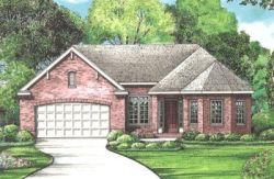 Traditional Style House Plans Plan: 10-1274