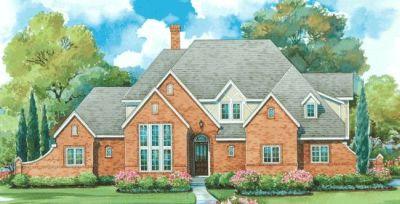 European Style House Plans Plan: 10-1283