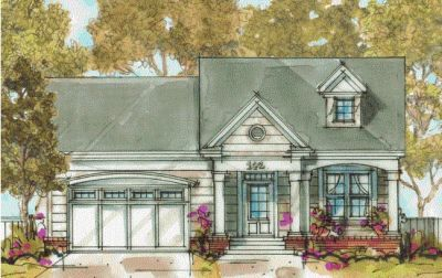 Traditional Style Floor Plans Plan: 10-1304