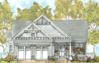 Traditional Style Floor Plans Plan: 10-1307