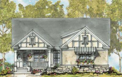 Craftsman Style Home Design Plan: 10-1314