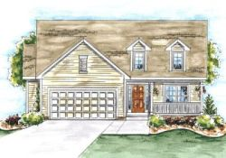 Traditional Style Home Design Plan: 10-1330