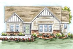 Traditional Style Floor Plans Plan: 10-1334