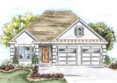 Traditional Style House Plans Plan: 10-1343
