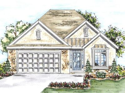 Traditional Style House Plans Plan: 10-1345
