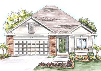 Traditional Style Floor Plans Plan: 10-1346