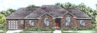 Traditional Style Floor Plans Plan: 10-1360